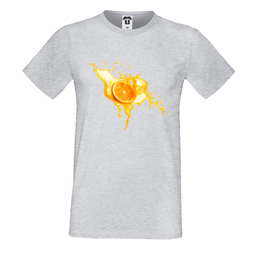 Ανδρική μπλούζα Orange