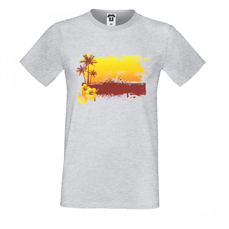 Ανδρική μπλούζα Summer Sunset