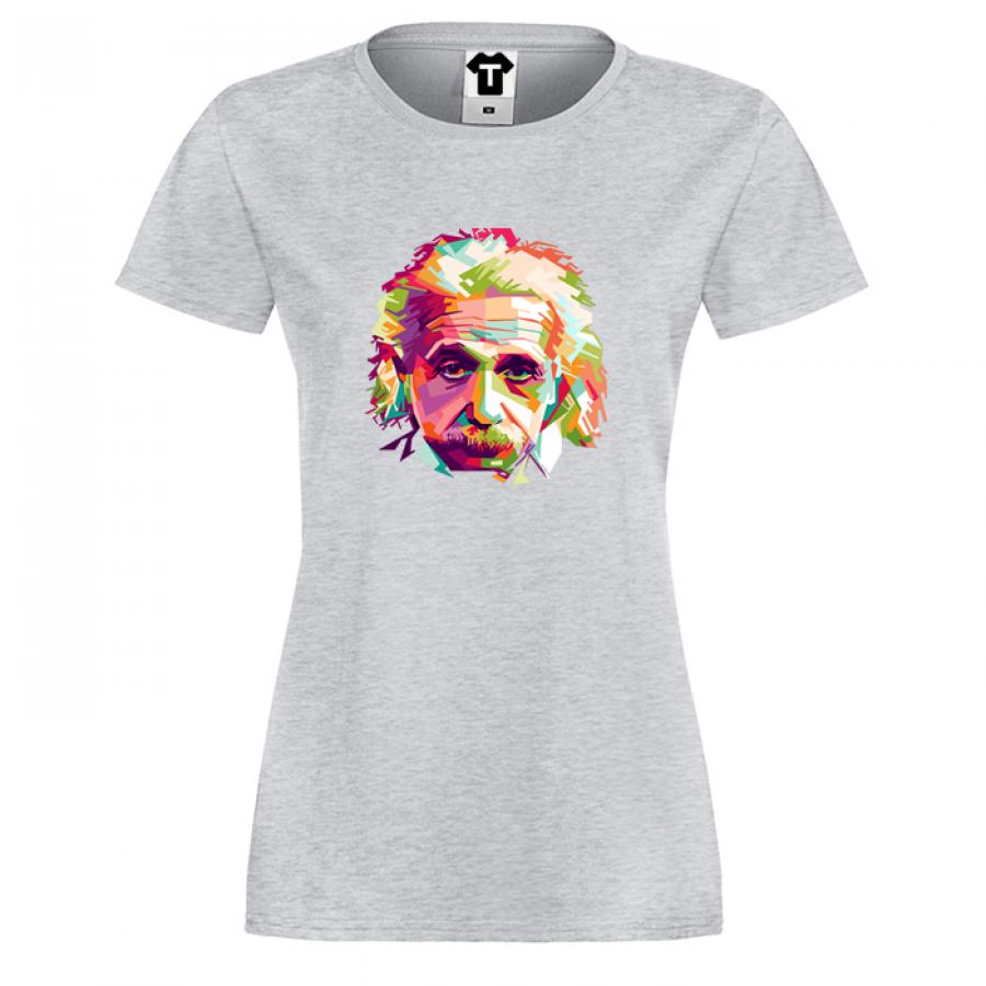 Γυναικεία μπλούζα Einstein