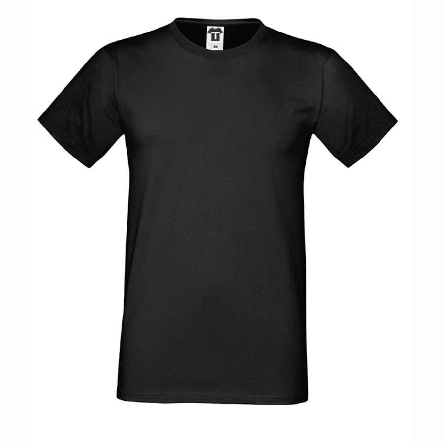 Ανδρική μπλούζα - μαύρο χρώμα