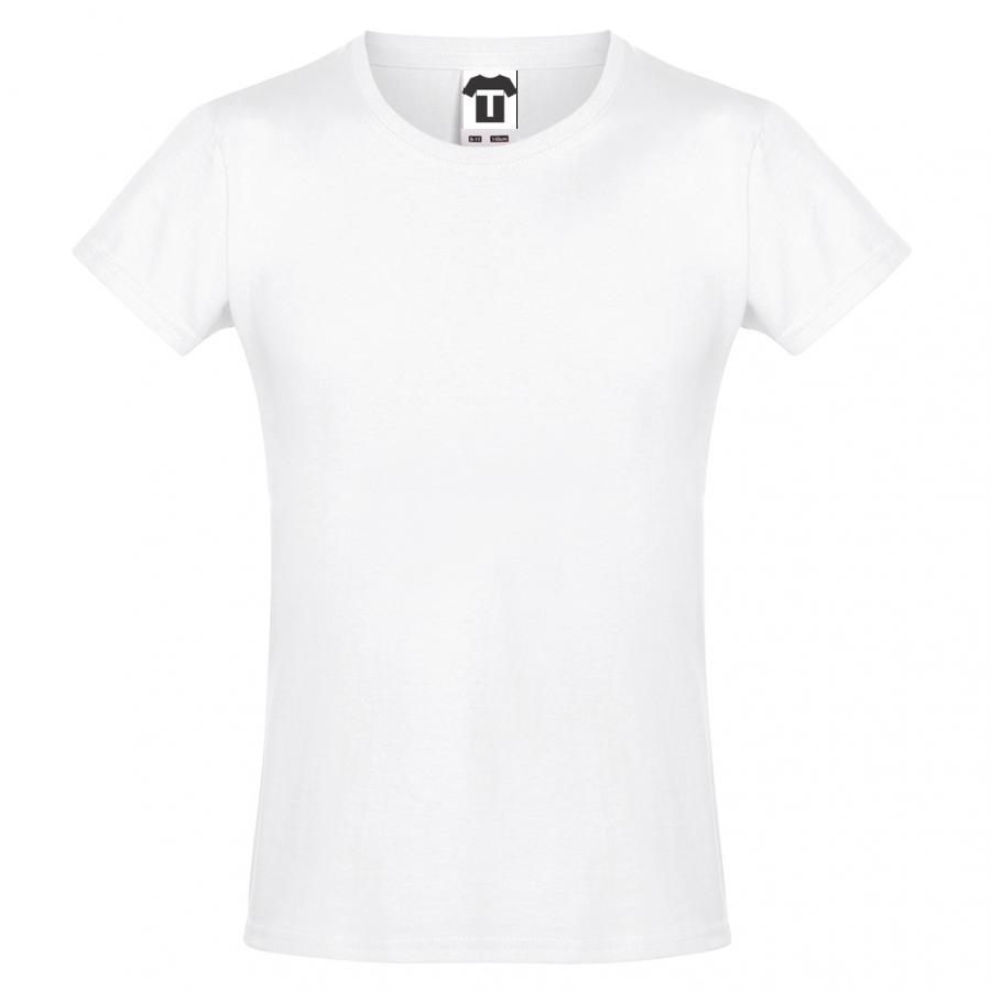 Κοριτσίστικη μπλούζα - άσπρο χρώμα