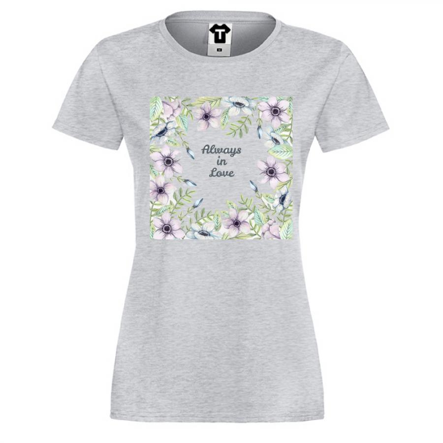 Γυναικεία μπλούζα Always in Love