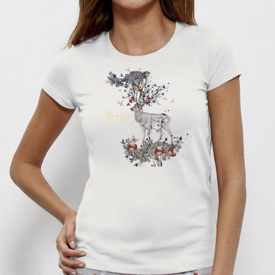 Γυναικεία μπλούζα Boho