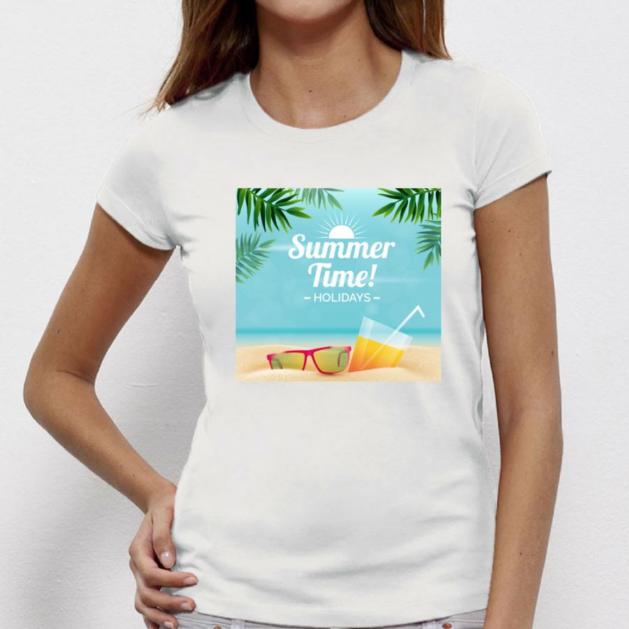 Γυναικεία μπλούζα Summer Time