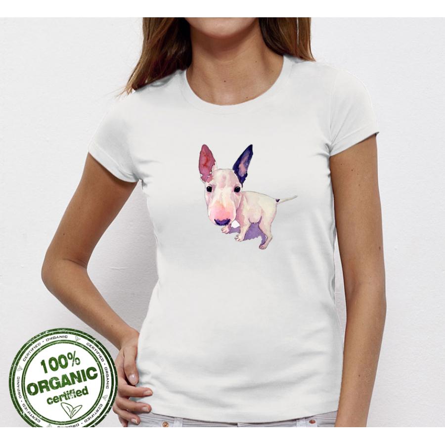 Γυναικεία μπλούζα Painted Pitbull