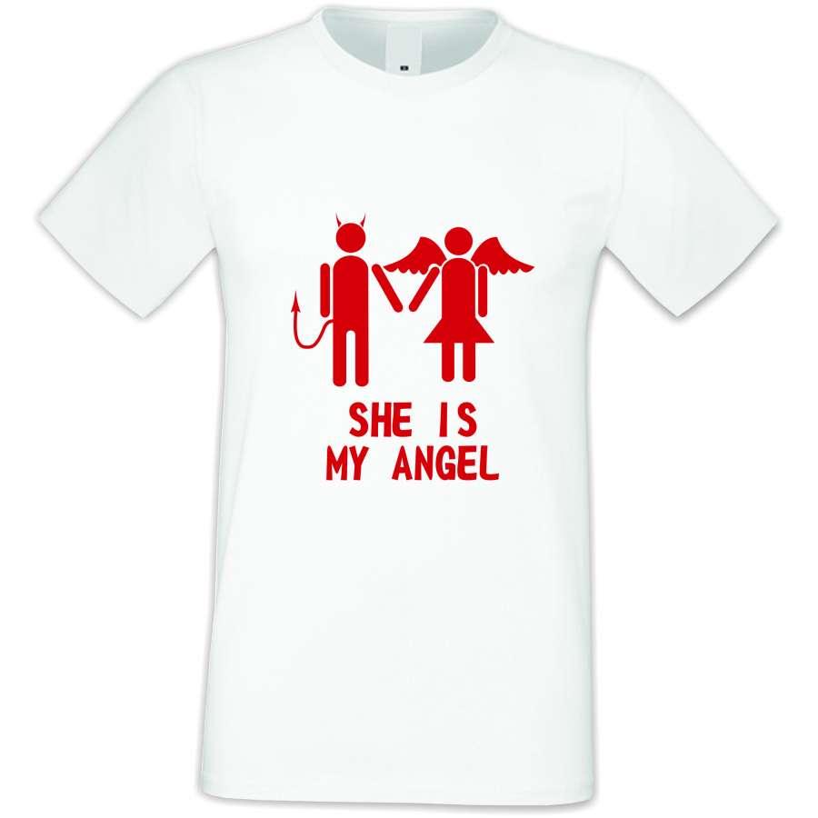 ΑΝΔΡΙΚΗ ΜΠΛΟΥΖΑ She is My Angel