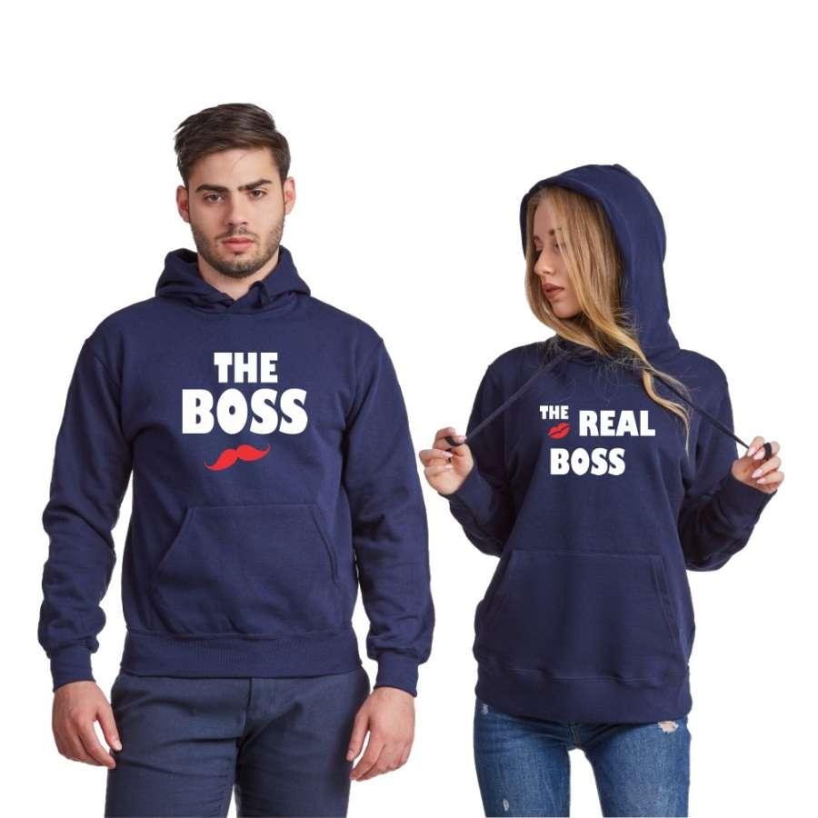 ΦΟΥΤΕΡ ΓΙΑ ΖΕΥΓΑΡΙΑ The Real Boss Kiss